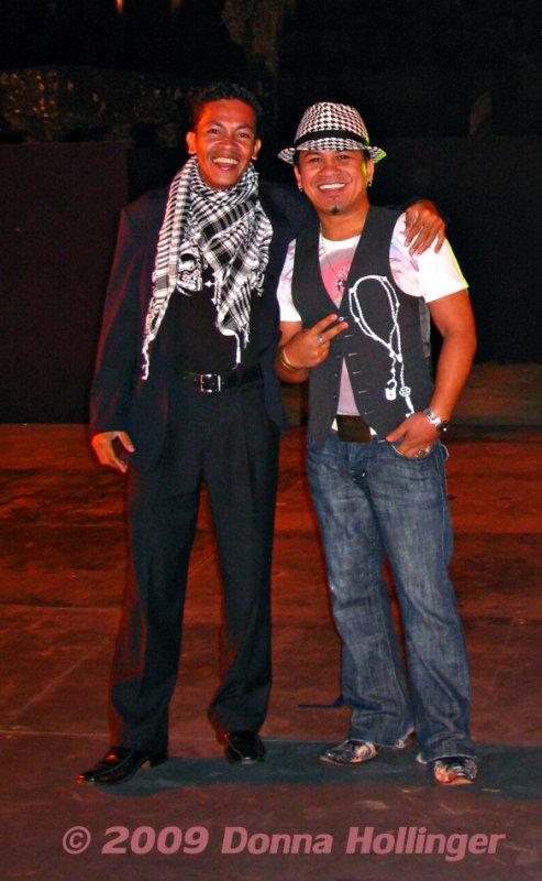 Sethi and Tony