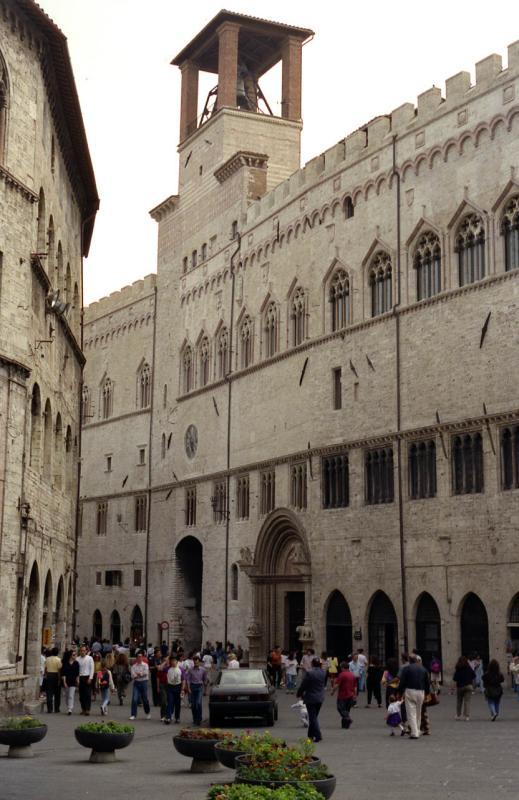 Perugia, Main Square