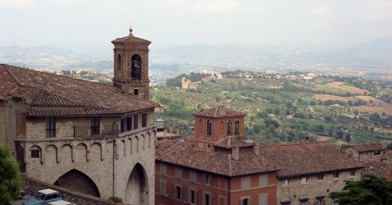 View1 from Perugia