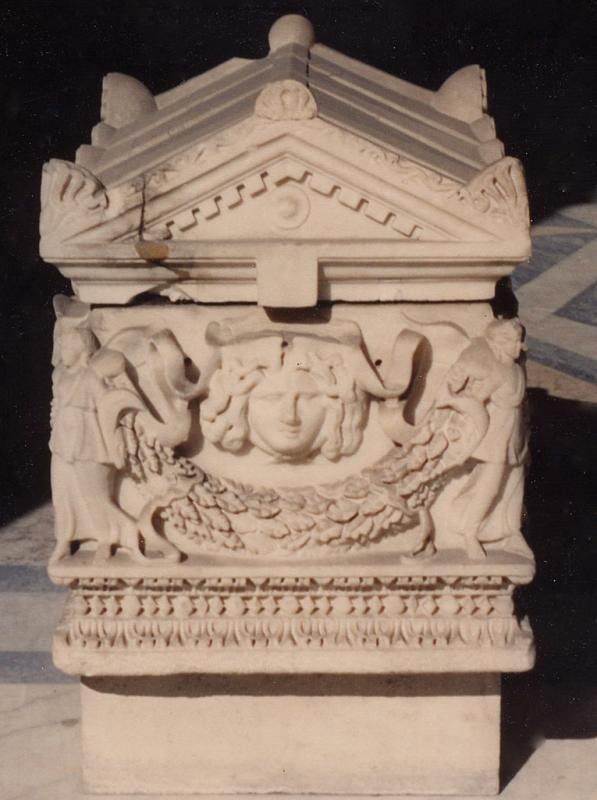 Child sarcophagus