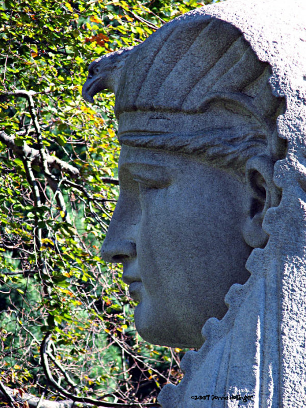 Mount Auburn Sphinx