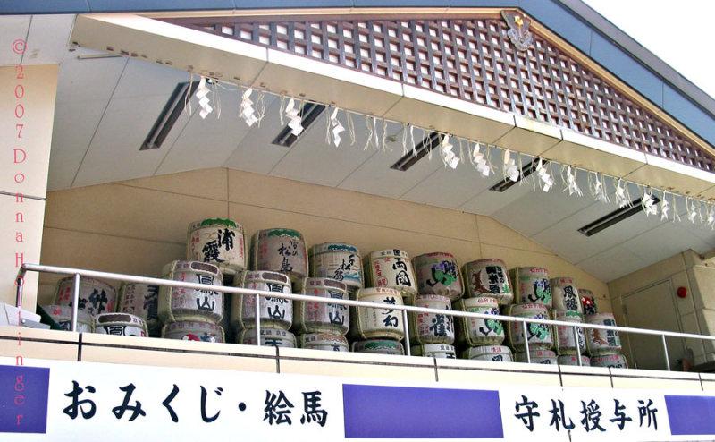 Barrels of Rice