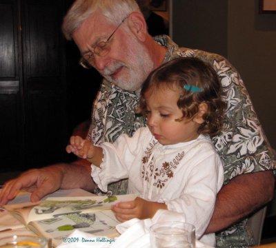 Granpa's the Best Teacher