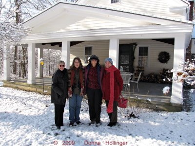 Bridge Group Photo Dec 2009