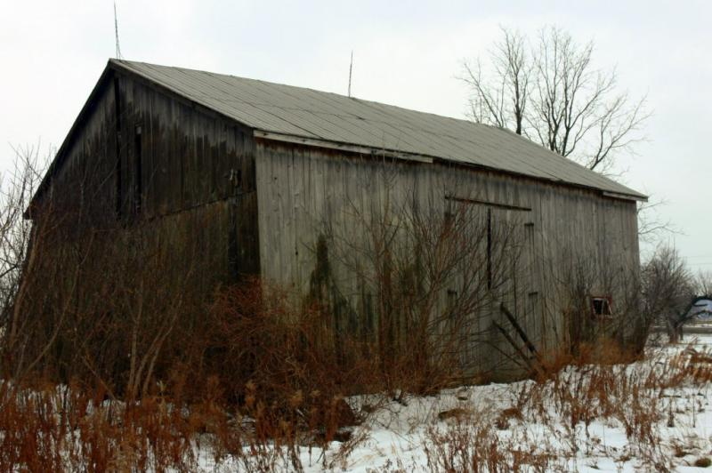 The Ks old barn.....