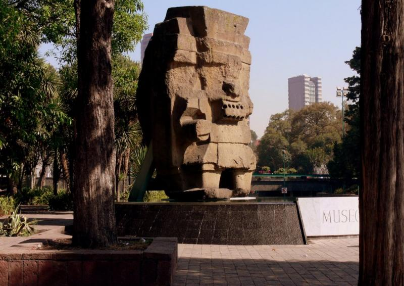 Museum of Anthroplogy, Mexico City