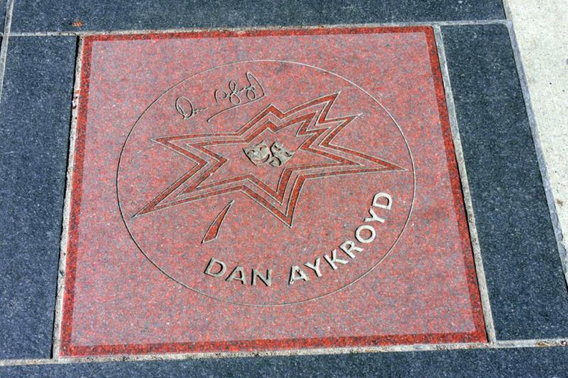 Star from the Canadas Walk of Fame