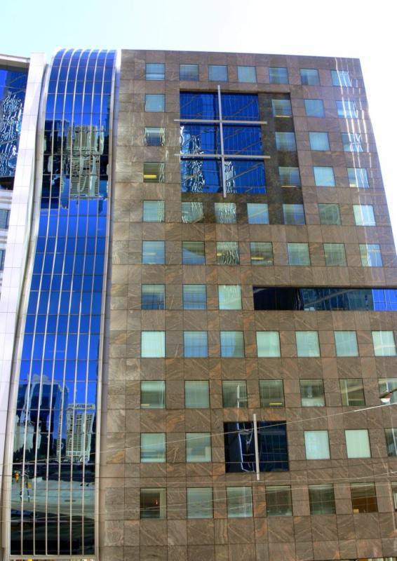 Toronto Downtown Architecture