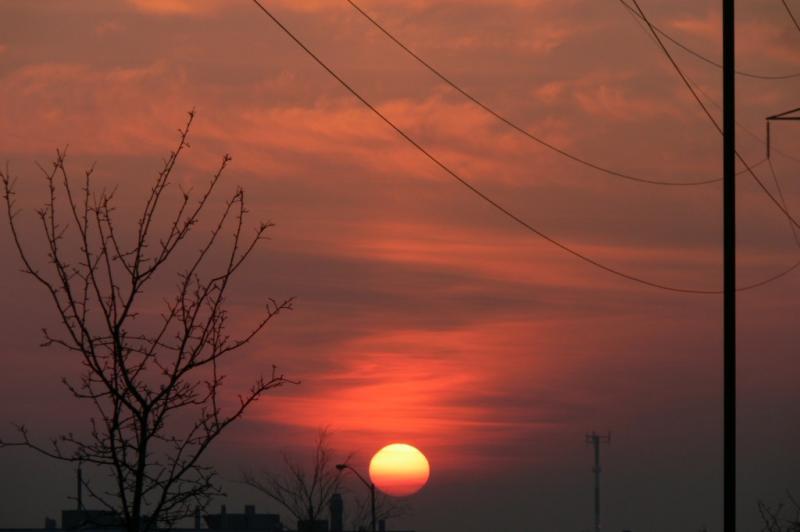 Sunrise March 30-06