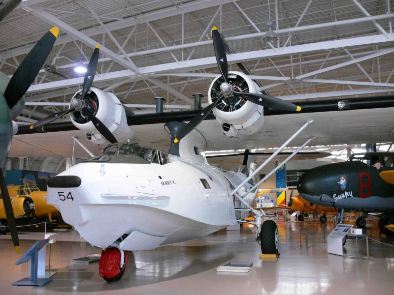 Consolidated PBY5-A Canso