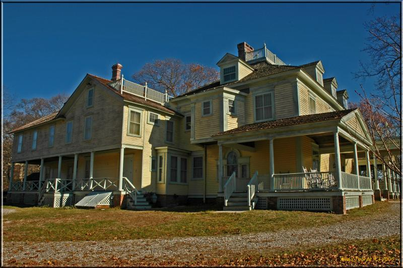 Roosevelt Family Estate at Meadow Croft
