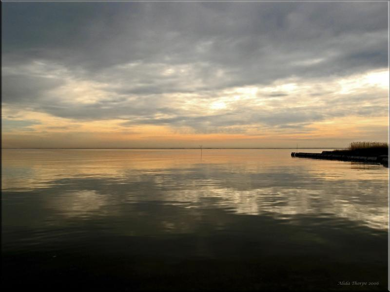 calm Great South Bay
