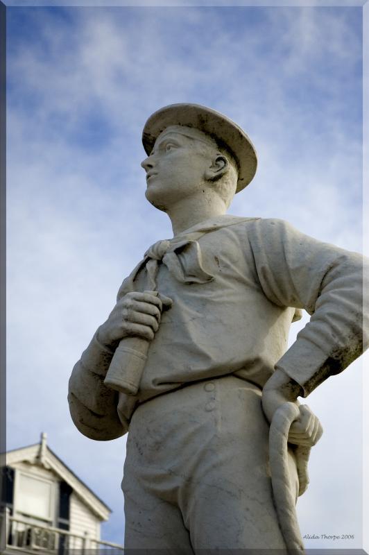 The Sailor at Port Jefferson