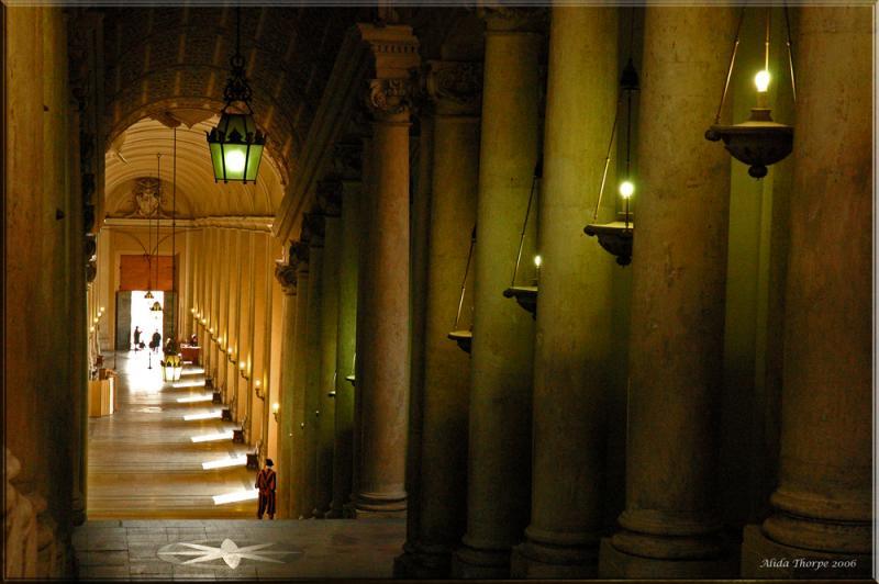 Vatican Corridor