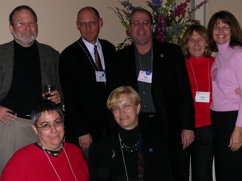 Past and current CBW Chairs