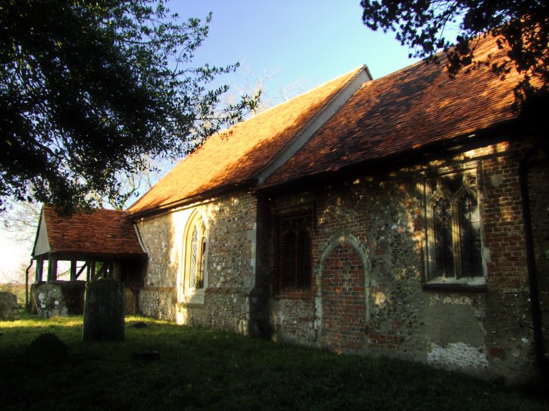 All  Saints  church, (derelict)