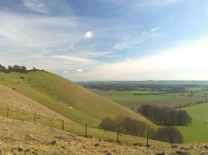 Tan  Hill  escarpment.
