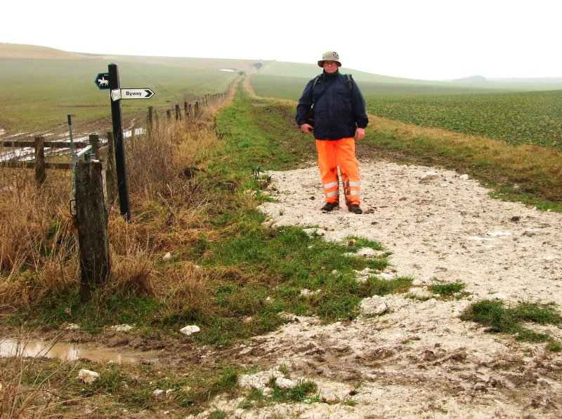 Roman  Road  from  Londinium  to  Aquae  Sulis.