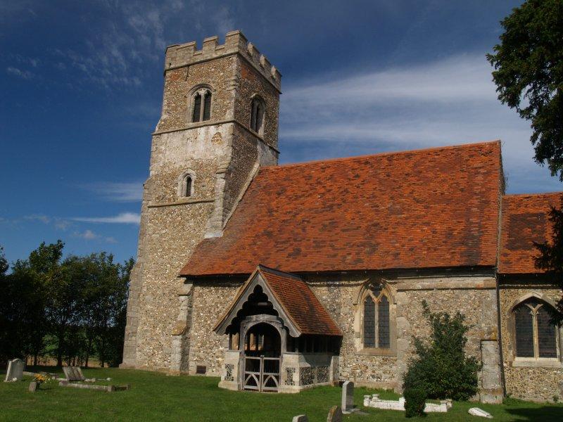 St.Botolphs Church,Beauchamp Roding