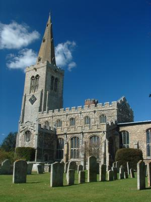 St.Marys Parish Church,Buckden