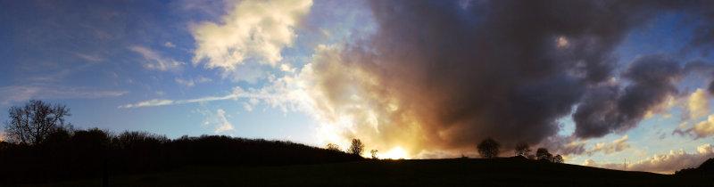 Clouds Panorama