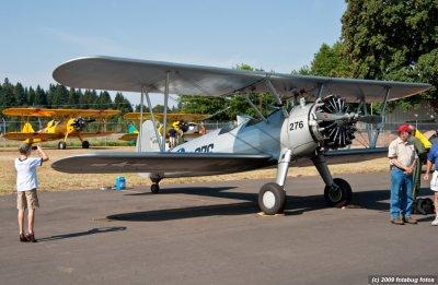 31st Annual Stearman Fly-in