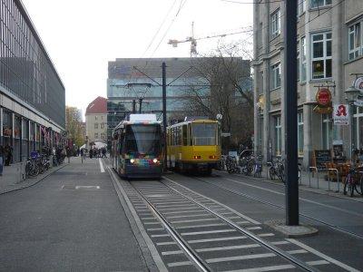 near Alexanderplatz