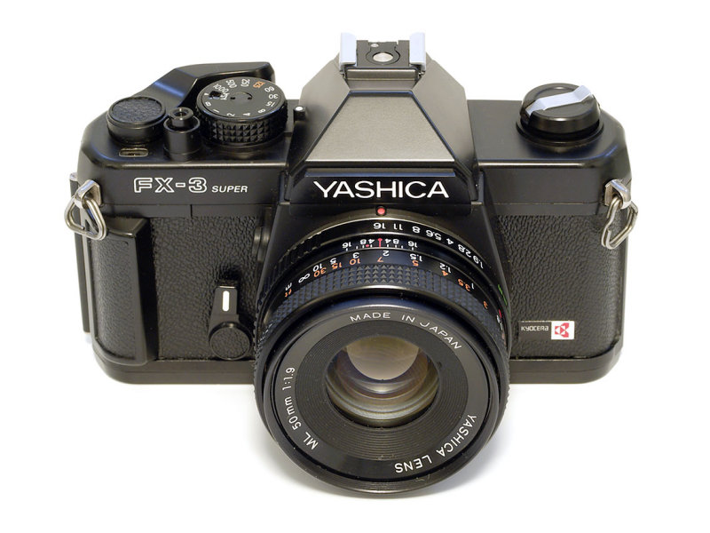 Yashica FX-3 SUPER ©