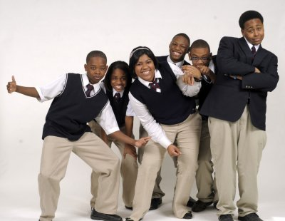 Hope Christian School students