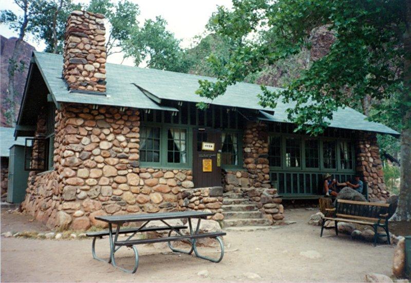 The Cantina at Phantom Ranch