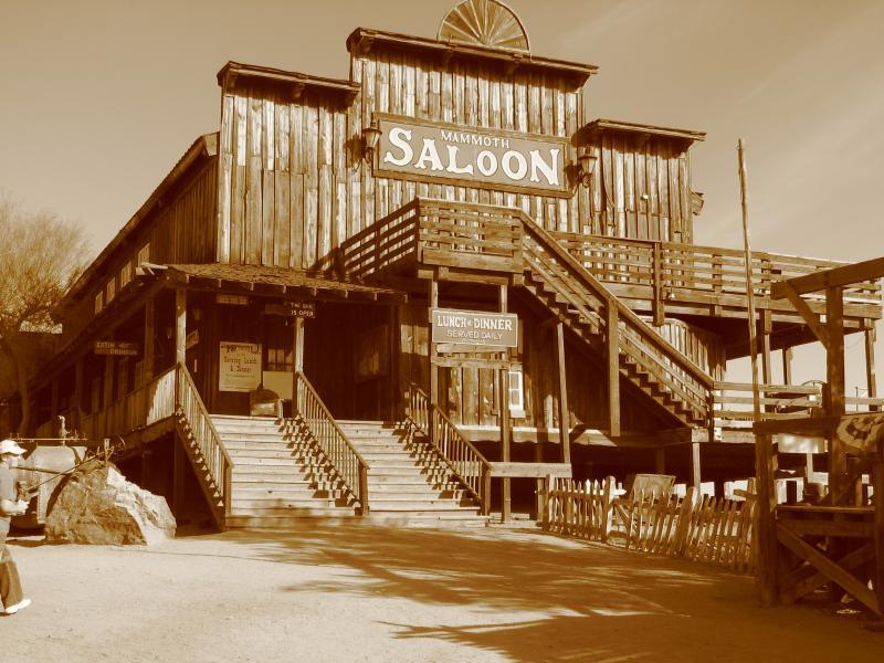 Mammoth Saloon