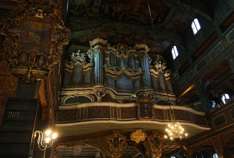 Church of Peace,Swidnica  in Poland