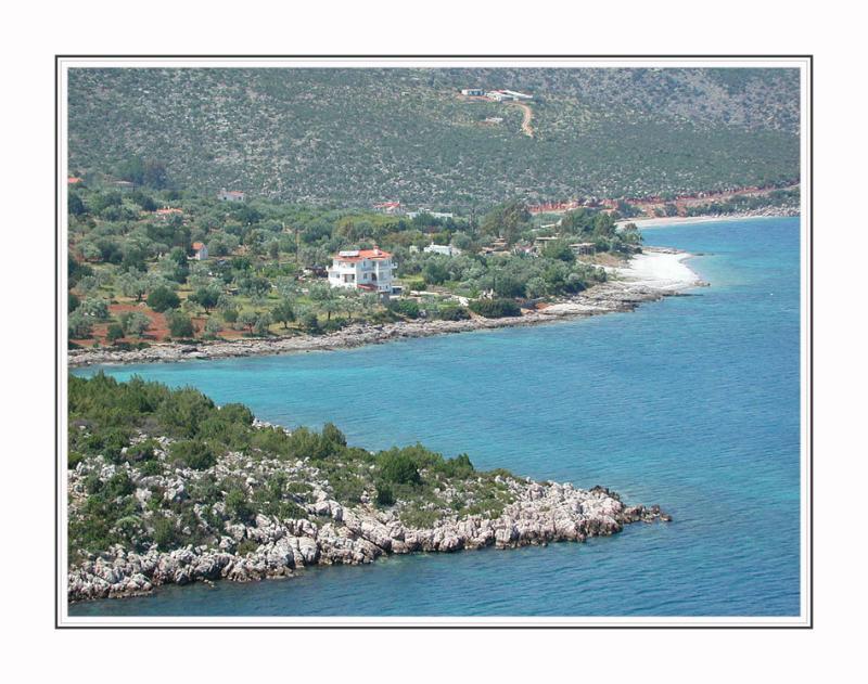 Eastcoast Peloponnese,Argolikos Gulf