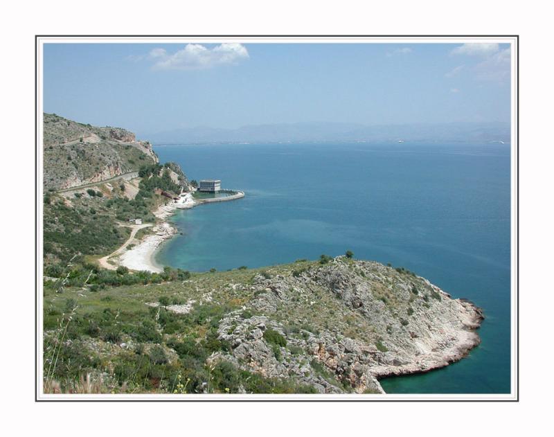 At Argolikos Gulf,near Nauplion