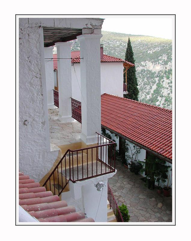 Monastery Moni Elonis
