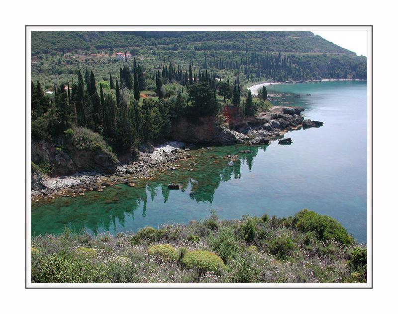Near Kiparissia,cove
