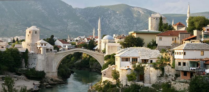 Bosnia,Mostar,Bosnia