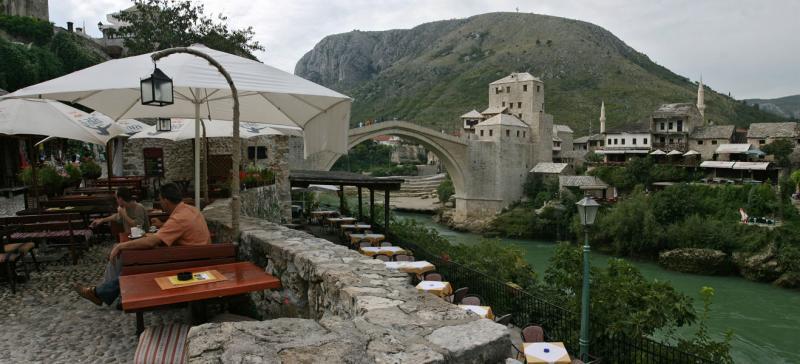 Bosnia,Mostar