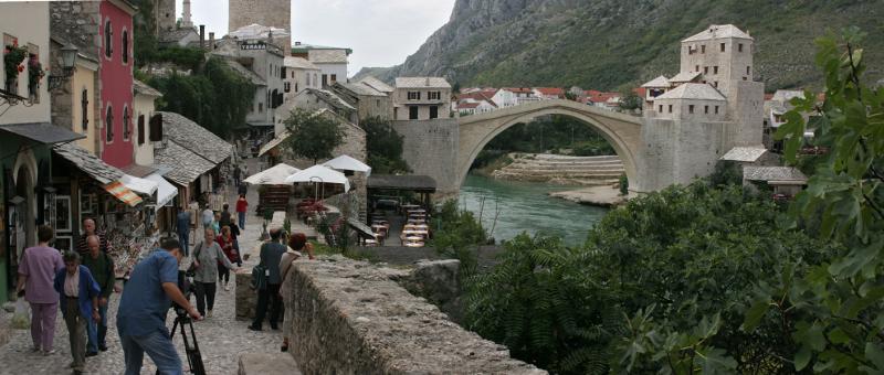 Bosnia,Mostar,old bazar