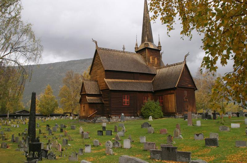Norway,Lom