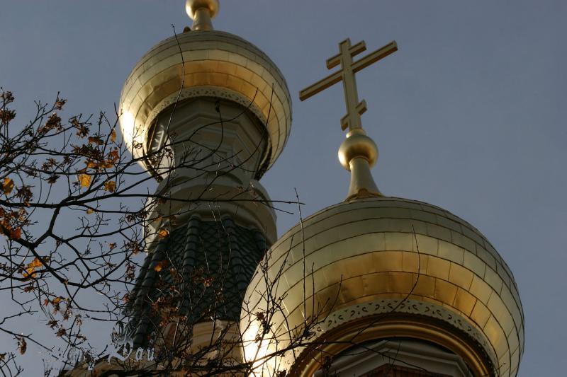 Russische Kirche,Vienna
