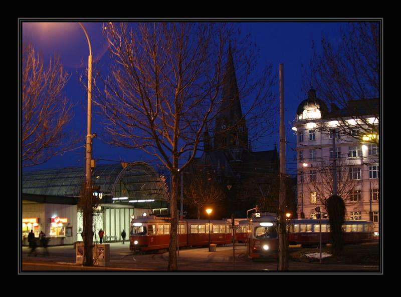 Station Westbahnhof
