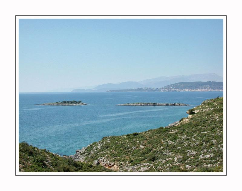 Coast near Githio