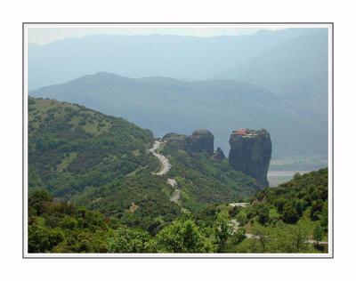 Monastery,Agia Triada or Holy Trinity