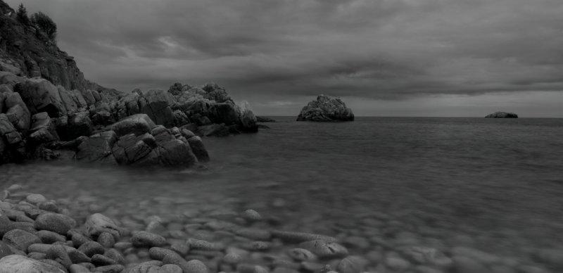 Portelet common beach