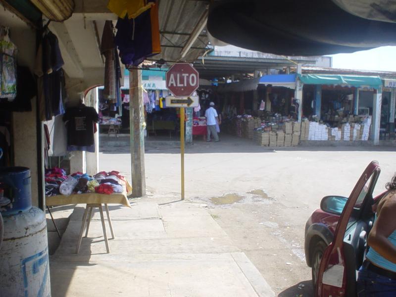 Nuevo Marcado in Chetumal, Mexico