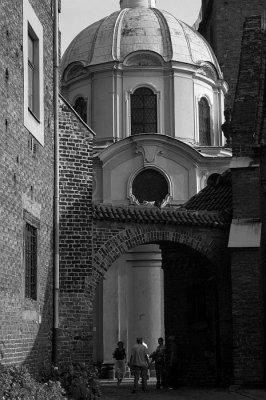 Catherdral church,on Kanonia street