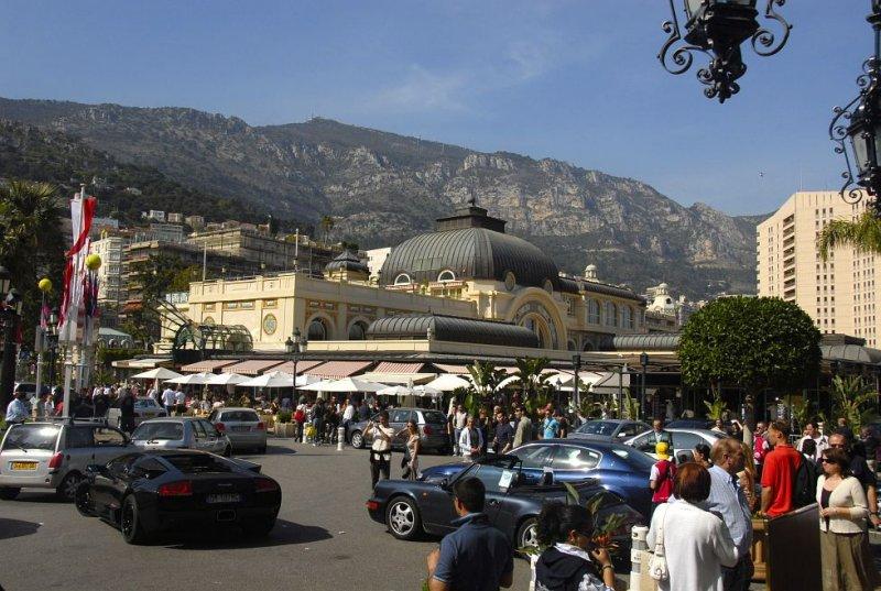 Monte Carlo Casino Square