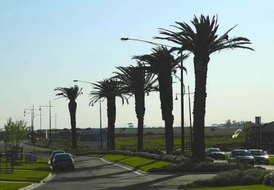 Victoria suburb