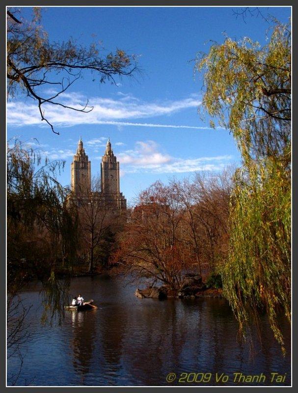 Picturesque Central Park